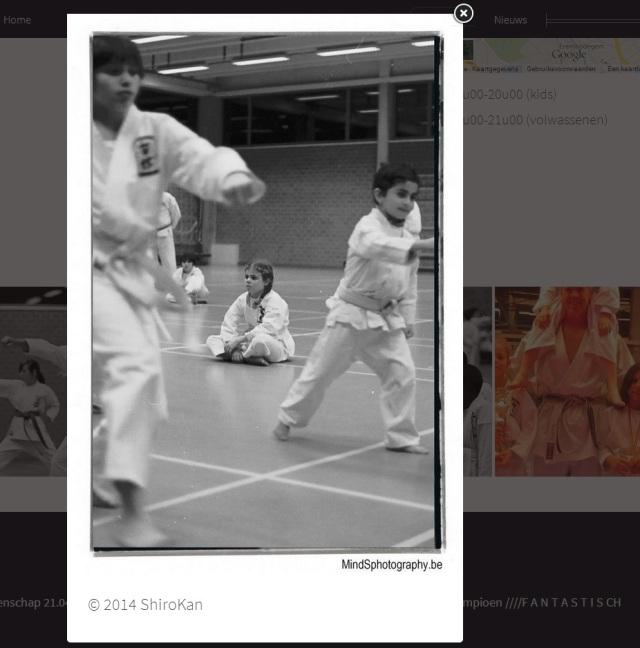 Karateclub Shirokan - MindS Photography